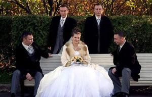 Полиандрические браки. Многомужство.